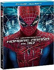 El Sorprendente Hombre-Araña (BR 3D + BR) [Blu-ray]