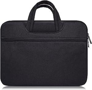 "13 Inch Waterproof Laptop Sleeve Case for MacBook Pro/Air, Google Pixelbook 12.3,Acer ASUS Chromebook 13.3"",Lenovo Yoga 720/730 13.3,Samsung Chromebook Plus/Pro,LG Gram 13.3, HP, 13.3 inch Laptop Bag"