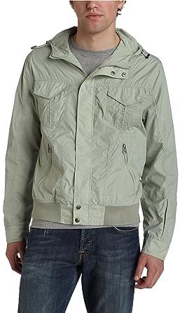 d631c23b932e Levi s Men s Nylon Hidden Hood Bomber Jacket at Amazon Men s Clothing store