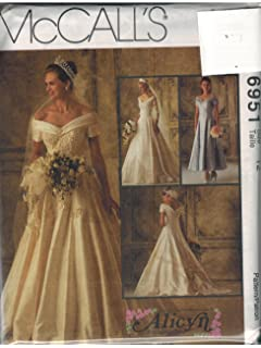 Amazon.com: Simplicity sewing pattern 8888 Design Your Own Gown ...