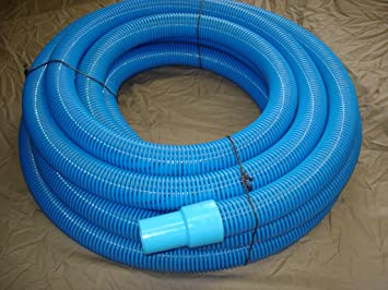 Amazoncom Commercial Grade Pool Vacuum Hose 50 ft Swimming
