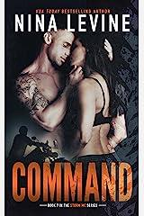 Command (Storm MC #7) Kindle Edition
