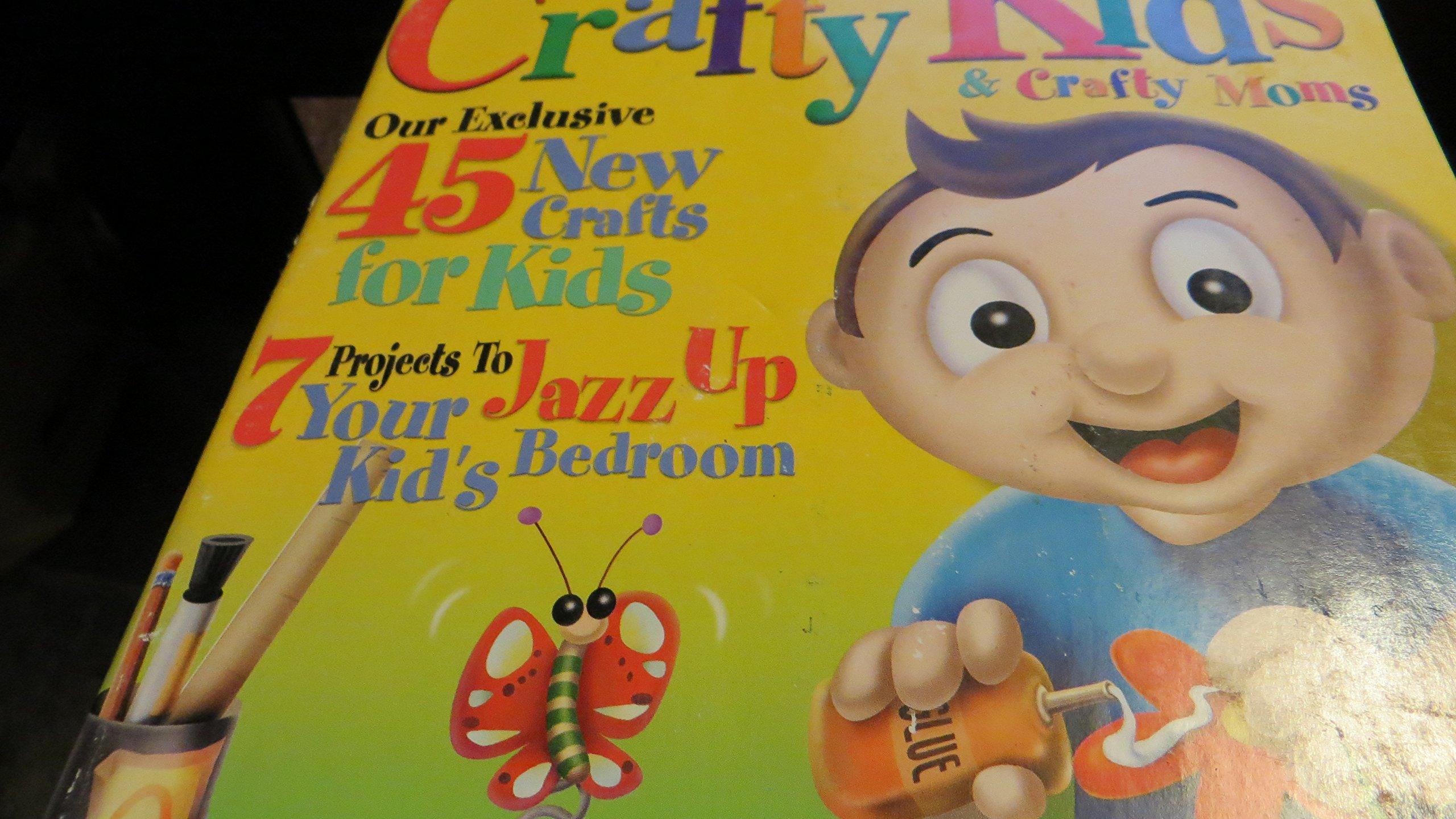 Mary Beth S Crafty Kids Crafty Moms Magazine H S Media Amazon