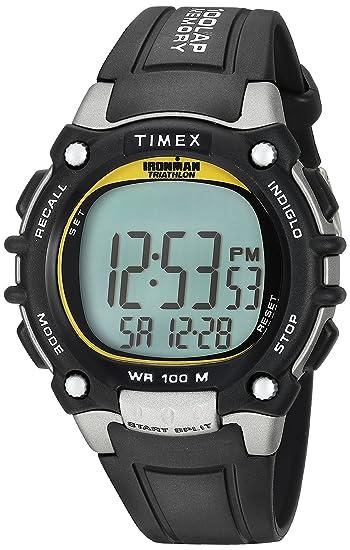 df0165ce264e Timex Ironman Classic 100 Reloj de tamaño completo