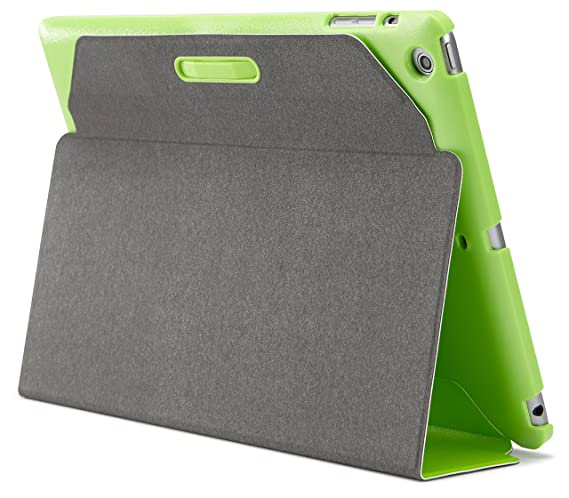 Amazon.com: Case Logic Snap View 2.0 Case for iPad Air, Lime green (CSIE-2136): Computers & Accessories
