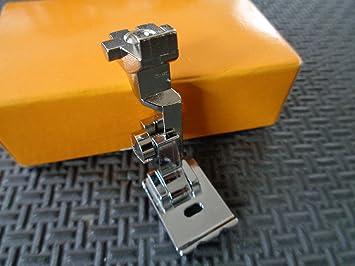 ngosew ribete pie doble Groove Cording Máquinas de Coser Bernina Artista, Aurora +: Amazon.es: Oficina y papelería