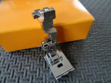ngosew ribete pie doble Groove Cording Máquinas de Coser Bernina Artista, Aurora +