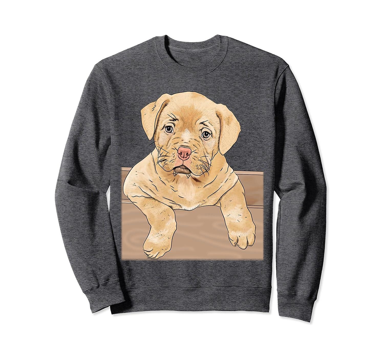 36b4e92b French Mastiff Sweatshirt - Cute Fun Dog Sweat Shirt-AZP - anzpets