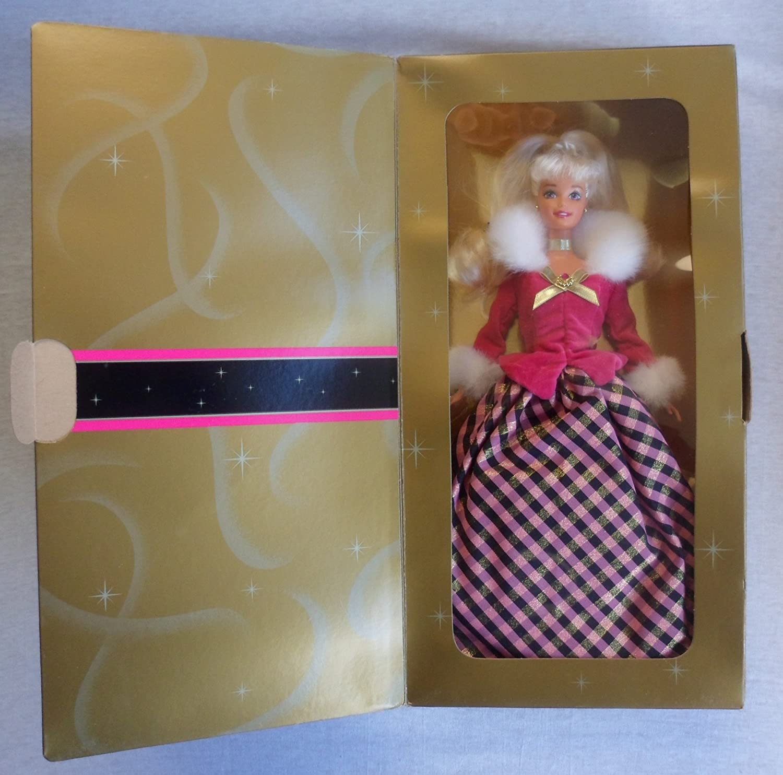 Amazon.es: Mattel Barbie 1996 Winter Rhapsody Avon: Juguetes y juegos
