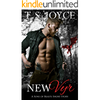New Vyr (Daughters of Beasts Book 5)