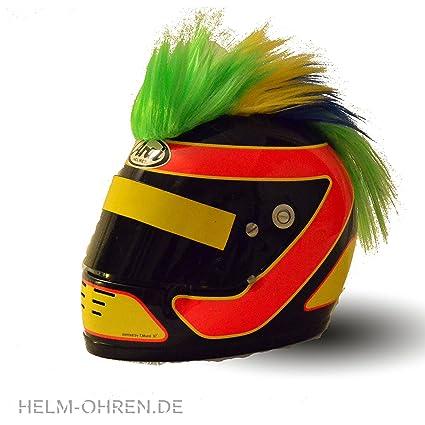 Cresta para casco Alemania para el casco de esquí, casco de motorista