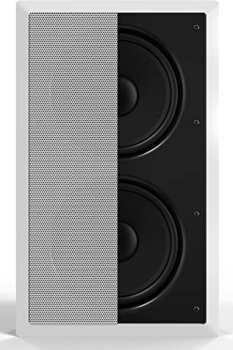 OSD IWS88 Dual In-Wall Subwoofer