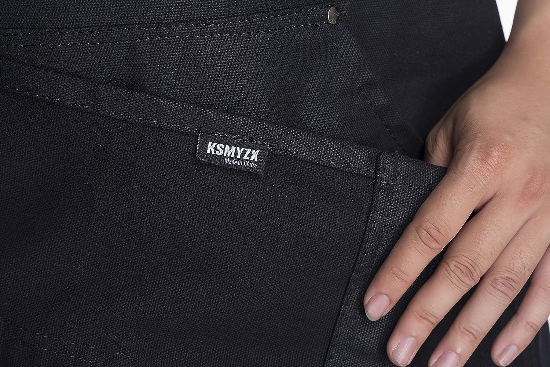 avec outils et pochette de rangement pour manilles pour tous les environnements robuste et r/ésistante /à lusure Ceinture S-XXL pleine taille tabliers polyvalents et nombreux rangements KSMYZX