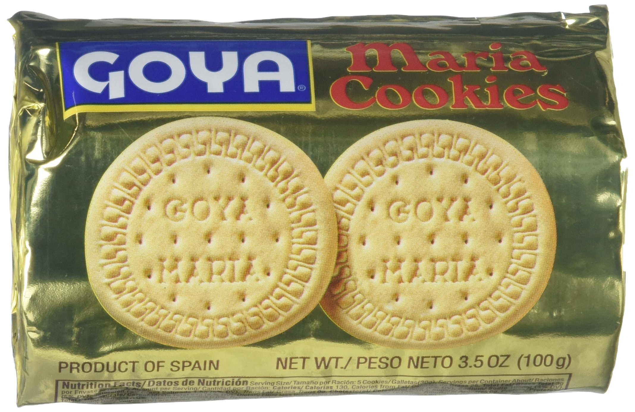 Goya Foods Maria Cookies, 3.5 oz by Goya (Image #1)