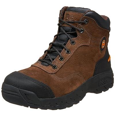 "Timberland PRO Men's 54567 Endurance 6"" Boot | Industrial & Construction Boots"