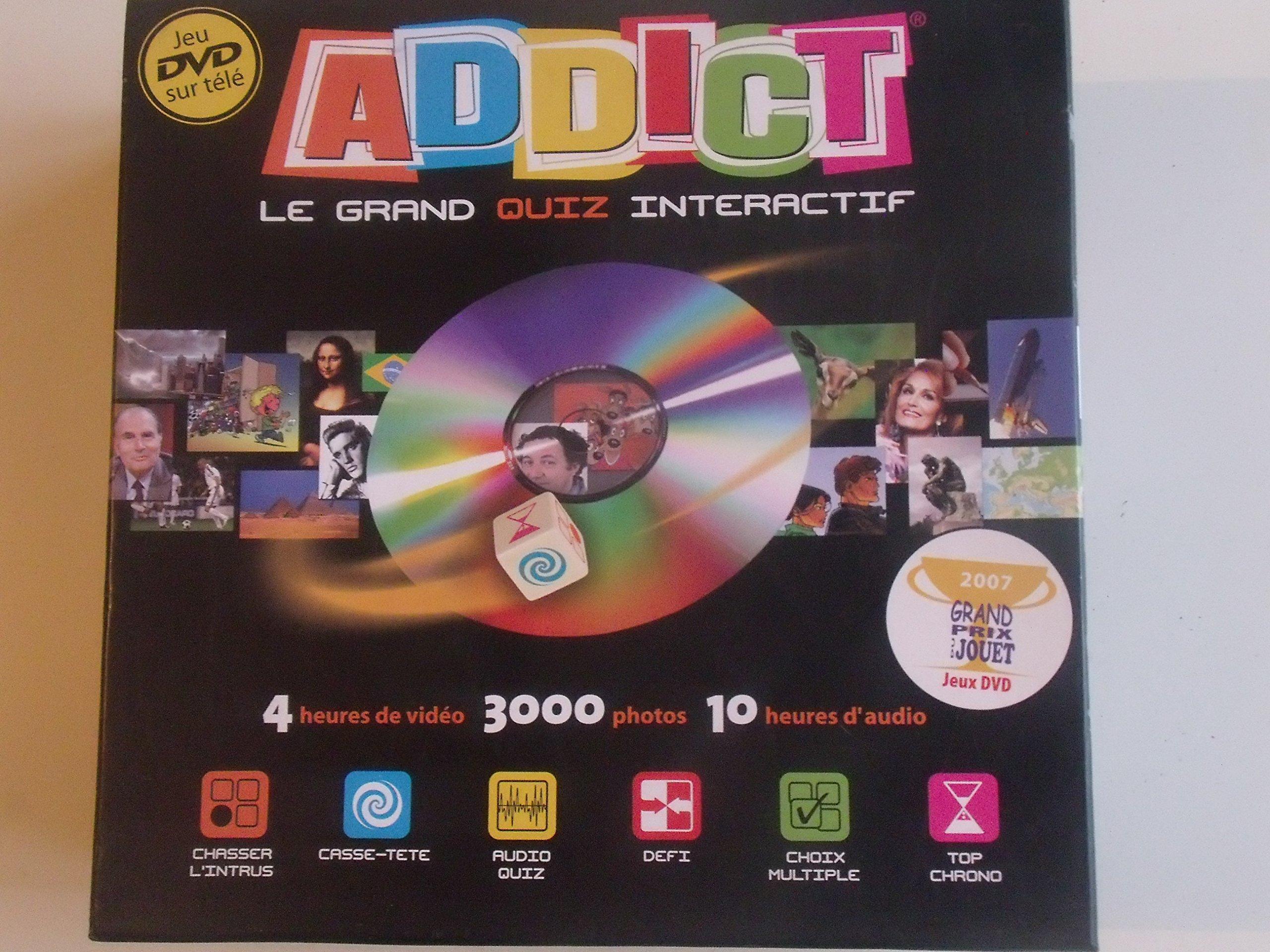 ADDICT - Le grand quiz interactif product image