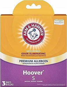 Arm & Hammer Hoover Type S Premium Allergen Vacuum Bags