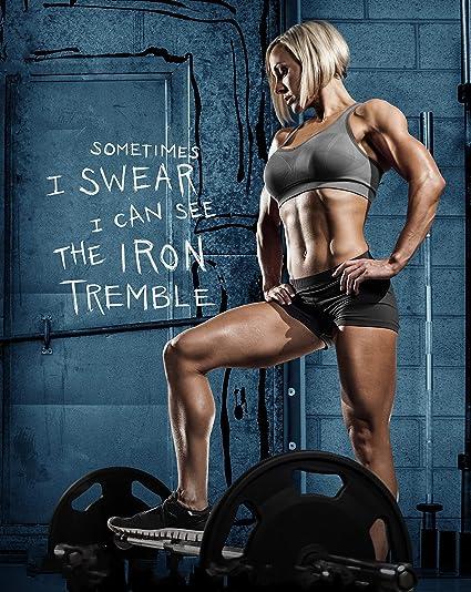Amazon com: NewBrightBase Jessie Hilgenberg Bodybuilding