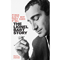 Fings Ain't Wot They Used T' Be: The Lionel Bart Story book cover