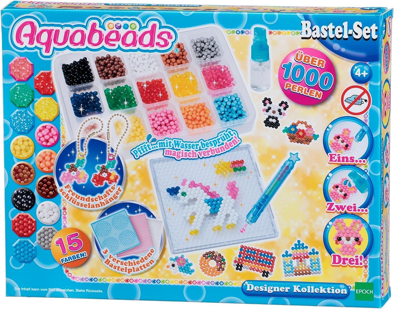 aquabeads 31789 – Colección, – Set para manualidades , color/modelo surtido: Amazon.es: Juguetes y juegos