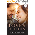Love's Return: A Christian Romance (Protected By Love Book 1)