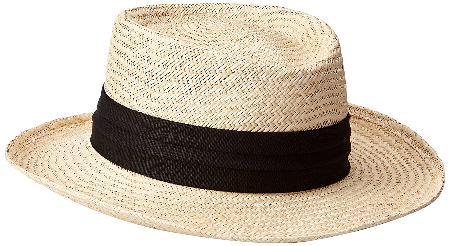 d6445e1516b92 Tommy Bahama Men s Palm Fiber Gambler Hat at Amazon Men s Clothing store   Bucket Hats