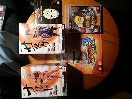 Amazon Com Naruto Shippuden Ultimate Ninja Storm 3 Collector S Will Of Fire Edition Ps3 For Sony Playstation 3 Video Games