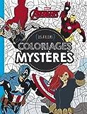 Avengers Les ateliers coloriages mystères