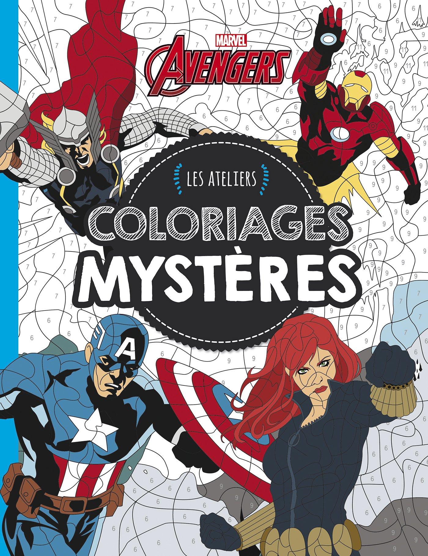 Les Ateliers Coloriages Mystères 91fAhcny%2BEL