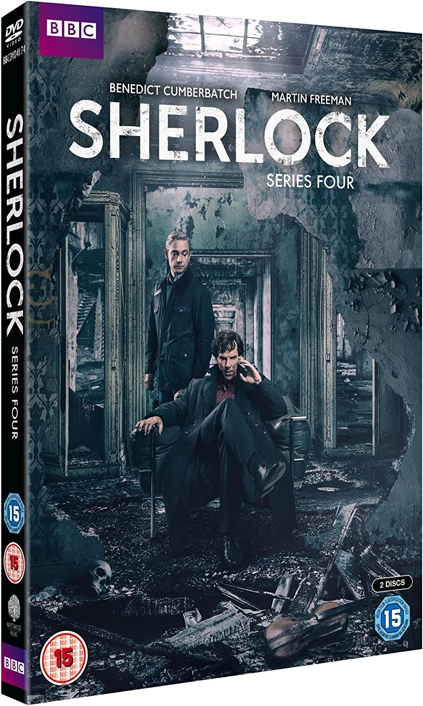 Sherlock - Series 4 [DVD] [2016]: Amazon.co.uk: Benedict ...