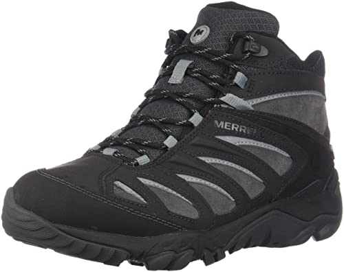 05b5a6a22f Merrell Men's Outpulse Mid LTR Waterproof Hiking Boots