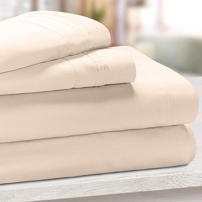 Superior 100 Egyptian Cotton 650 Thread Count Home Kitchen Amazon Com