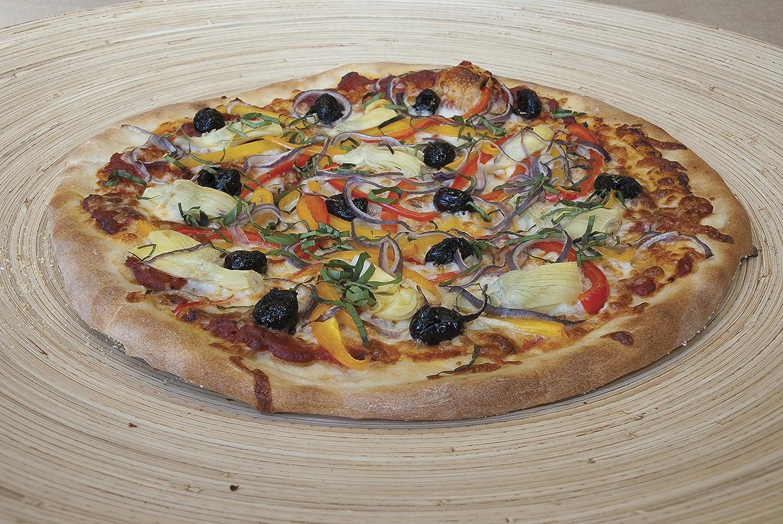 amazon com pizzacraft pc0601 pizzeria pronto stovetop pizza oven