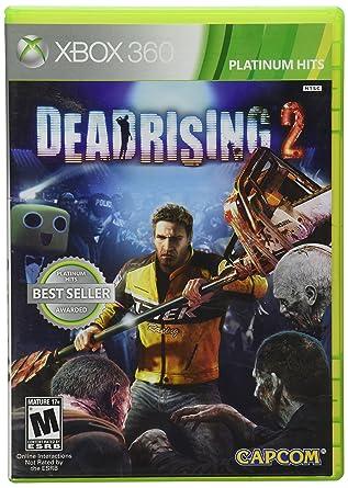 Amazon Com Dead Rising 2 Xbox 360 Video Games