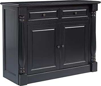 Image Unavailable Not Available For Color Crosley Furniture CF4206 BK Shelby Dining Room Buffet Black