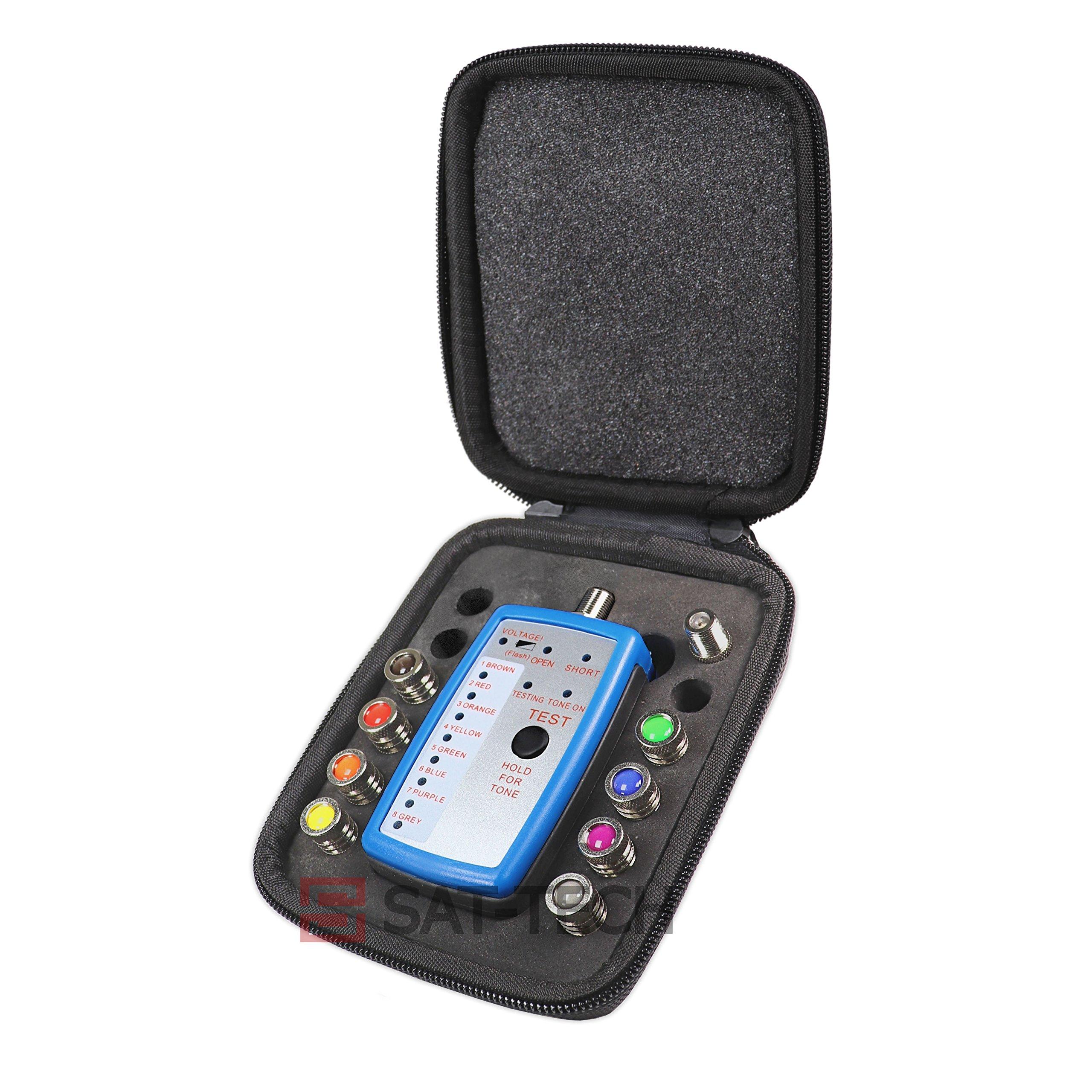 Advantage 8 Way Coax Cable Mapper Toner Tracker by Advantage