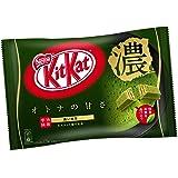 キットカット ミニ オトナの甘さ 濃い抹茶 12枚