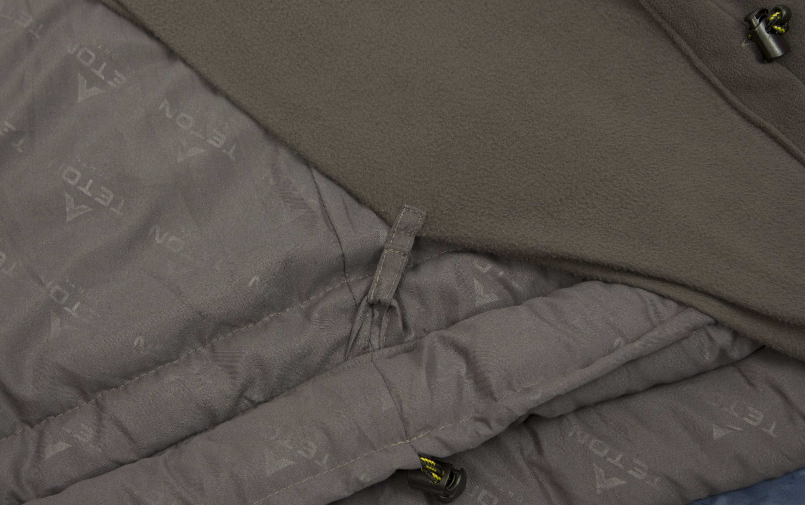 TETON Sports Polara 3-in-1 0F Sleeping Bag; 0 Degree Sleeping Bag Great for Cold Weather Camping and Hunting; Free Compression Sack Included