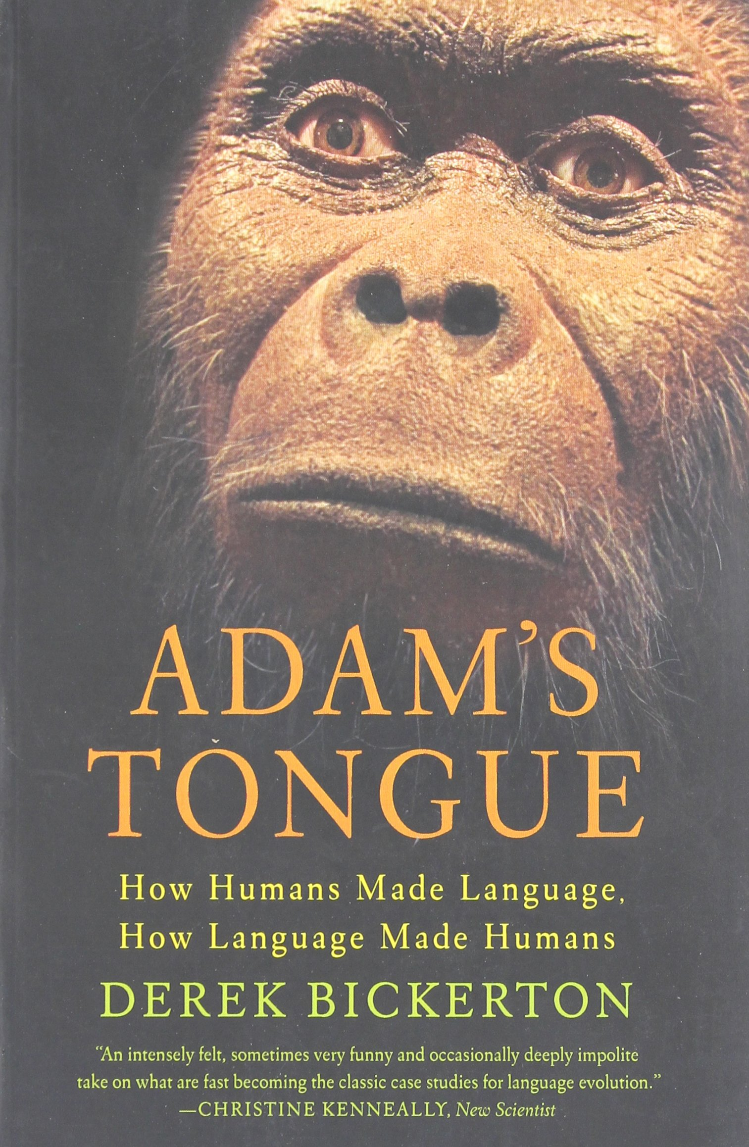 Amazon | Adam's Tongue: How Hu...