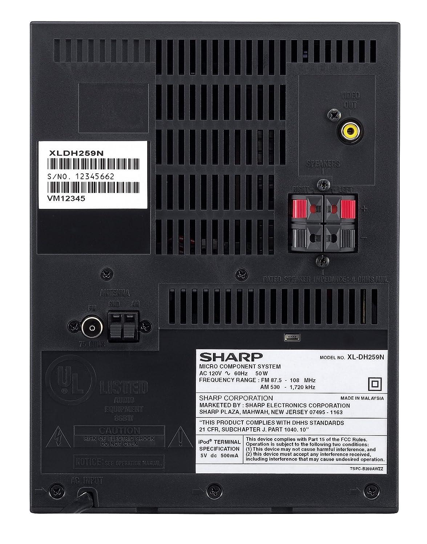 sharp xldh259n manual today manual guide trends sample u2022 rh brookejasmine co Sharp Compet QS-2760H KB Sharp 6525P5