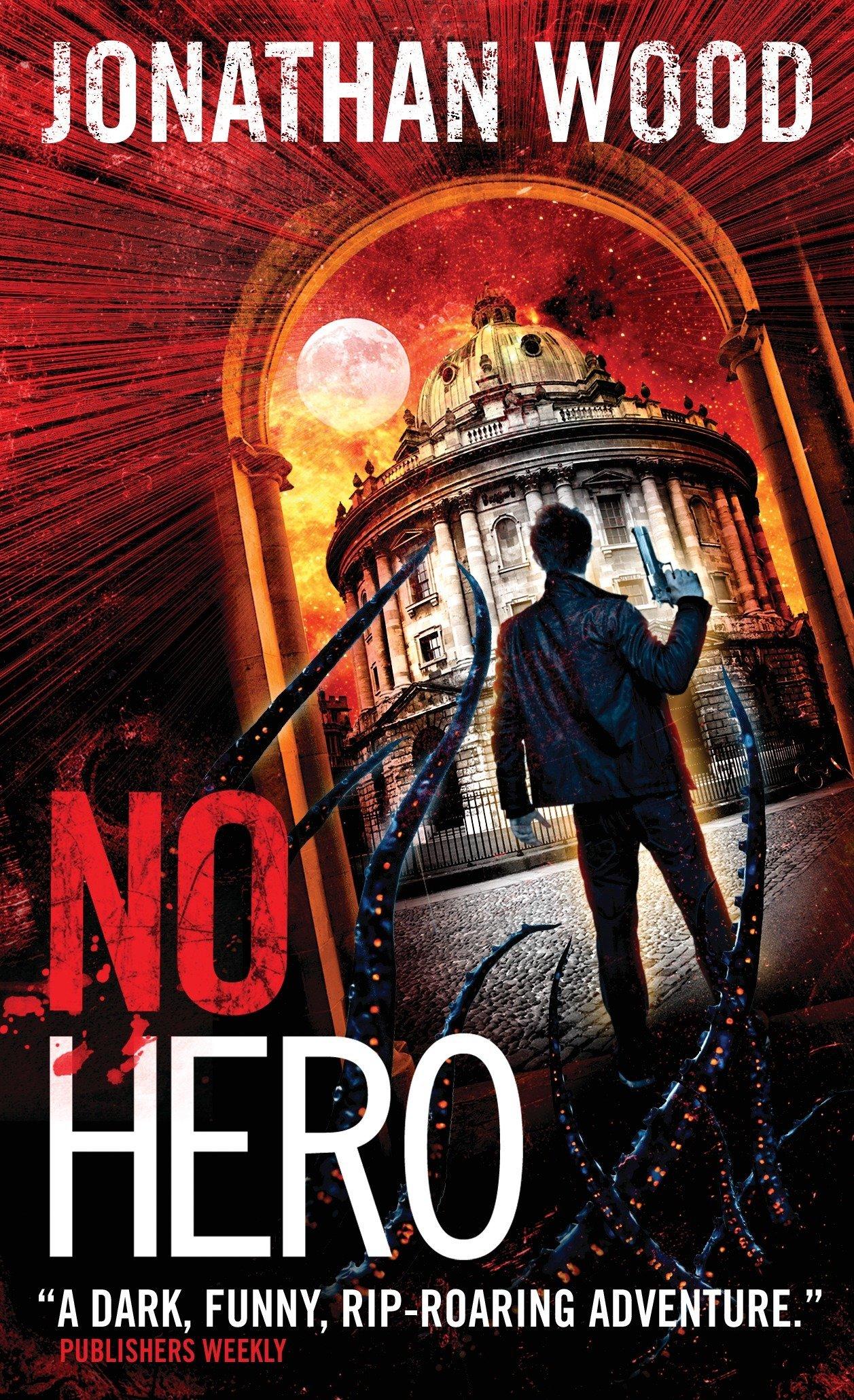Amazon.com: No Hero (Arthur Wallace) (9781781168066): Jonathan Wood: Books