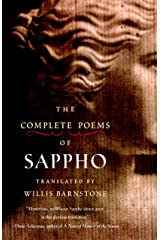 The Complete Poems of Sappho Paperback