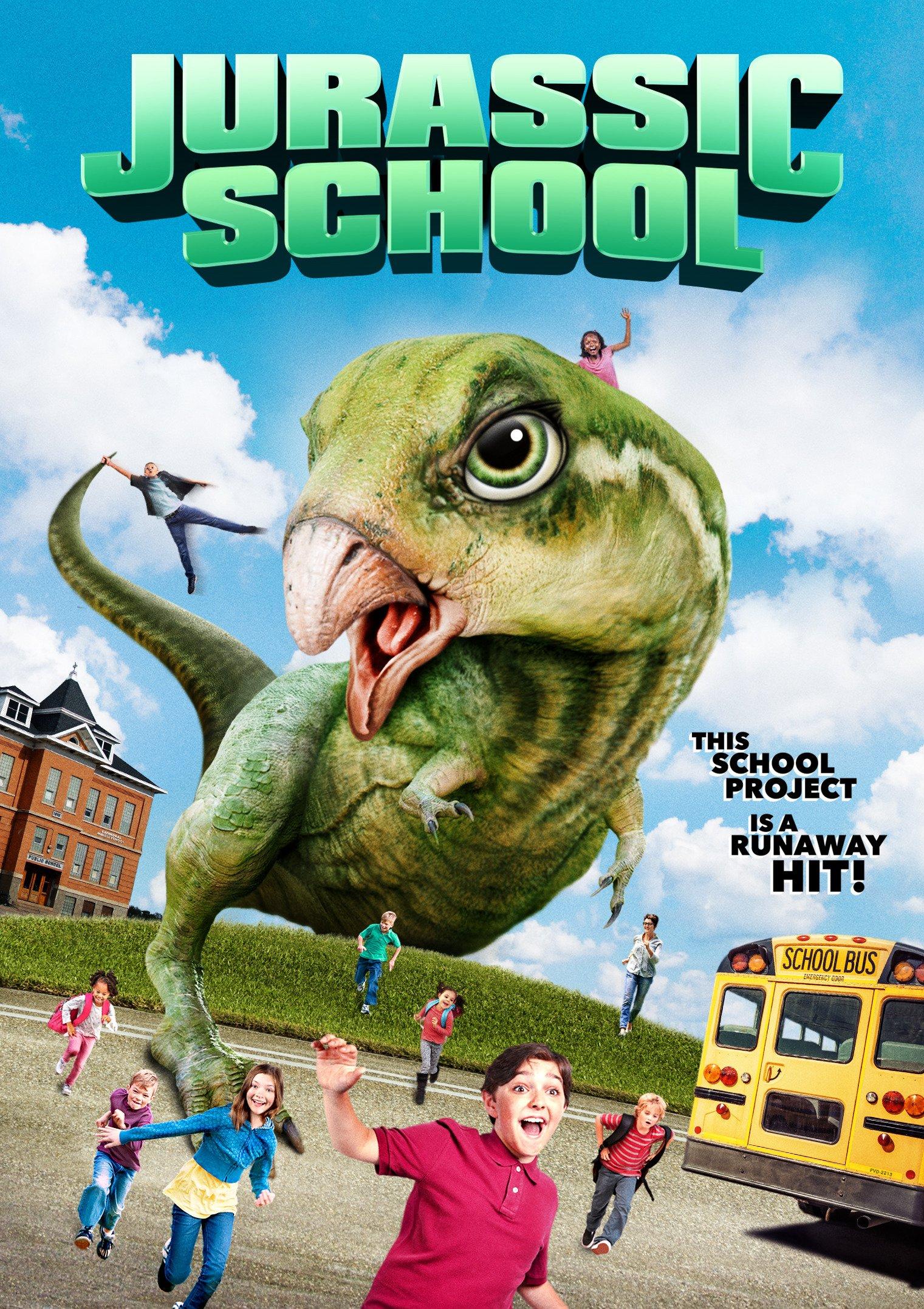 Amazon.com: Jurassic School: Gabriel Bennett, Amber Patino, Ashton ...