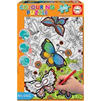 All Good Thıngs Are Wıld And Free, Educa 300 parça boyama puzzle