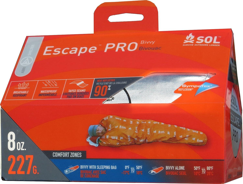 Sursac de Couchage Bivouac Escape Pro