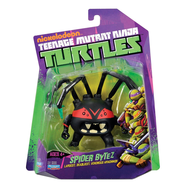 Amazon.com: Teenage Mutant Ninja Turtles Spider Bytez Figura ...