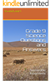 Grade 9 Science Questions and Answers: Sustainable Ecosystems