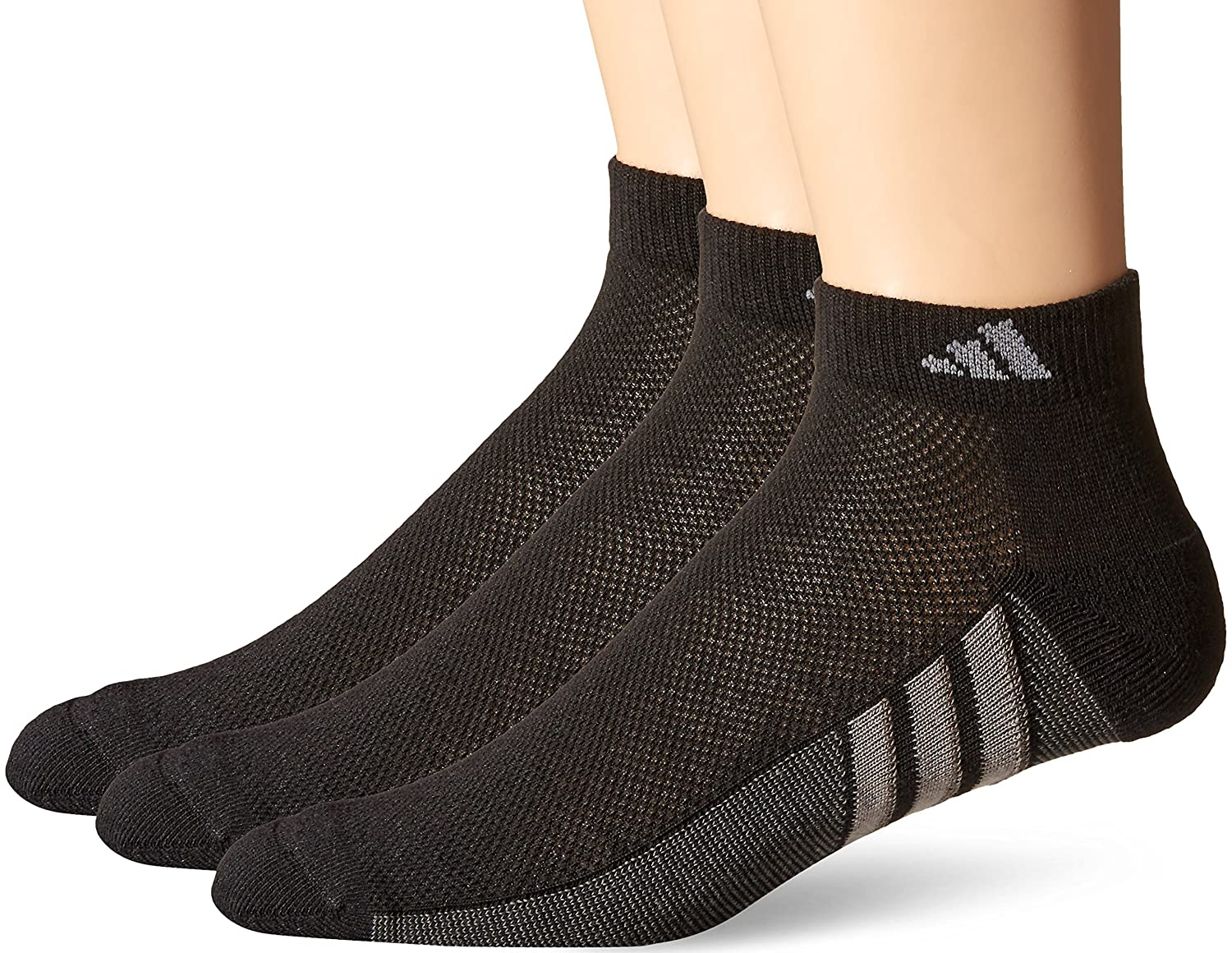 adidas Unisex Climacool Superlite Low Cut Socks (Pack of 3) 5135942