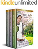The Amish Bonnet Sisters series boxed set: Books 7-9 (Missing Florence, Their Amish Stepfather, A Baby For Florence…