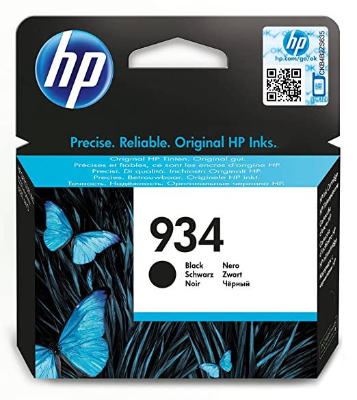 39 opinioni per HP 934 Cartuccia Originale Inchiostro, Nero